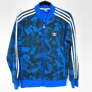 Adidas World Of Sports Track Jacket